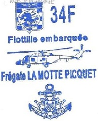 * FLOTTILLE 34 F * 212-0110