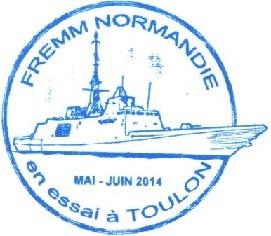 * NORMANDIE (2014/2015) * 214-0610