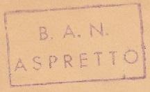 * ASPRETTO * 53-1210