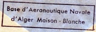 * ALGER - MAISON BLANCHE * 56-03_10