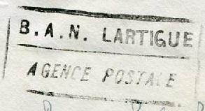 * LARTIGUE * 57-710