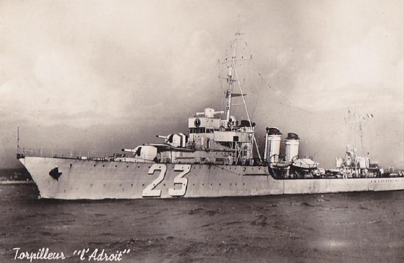 * L'ADROIT (1929/1940) * 578_0010