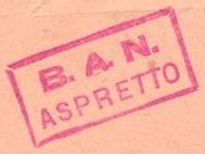 * ASPRETTO * 64-11_11