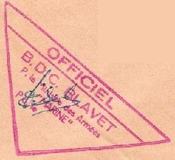 * BLAVET (1961/1986) * 67-0611