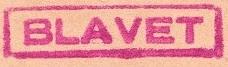 * BLAVET (1961/1986) * 67-06_10