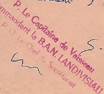 * LANDIVISIAU * 69-1010