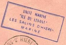 * LES SALINS D'HYERES / ÎLE DU LEVANT * 70-10_11