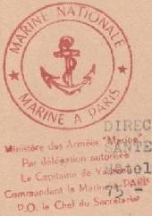 * PARIS * 71-0610