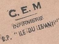 * LES SALINS D'HYERES / ÎLE DU LEVANT * 71-0810