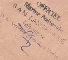 * LANN-BIHOUE * 75-0910