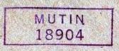 * MUTIN (1964/....) * 76-01_11