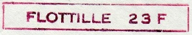 * FLOTTILLE 23 F * 84-0210