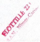 * FLOTTILLE 22 F * 84-0310