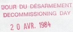 * OEILLET (1955/1984) * 84-0410