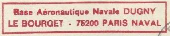 * DUGNY - LE BOURGET * 85-09_10