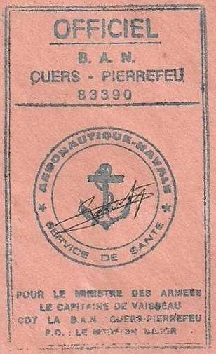 * CUERS-PIERREFEU * 87-1010