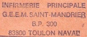 * SAINT-MANDRIER * 89-1210