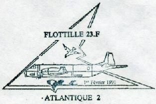 * FLOTTILLE 23 F * 91-0211