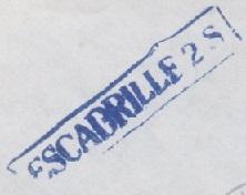 * ESCADRILLE 02 S * 92-0210