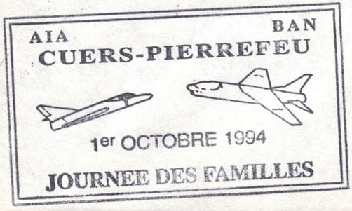 * CUERS-PIERREFEU * 94-1010