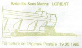 * LORIENT / KEROMAN * 95-0510