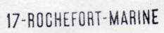 * ROCHEFORT-SUR-MER * 97-0411
