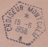 croiseur - MONTCALM (CROISEUR) 993_0010