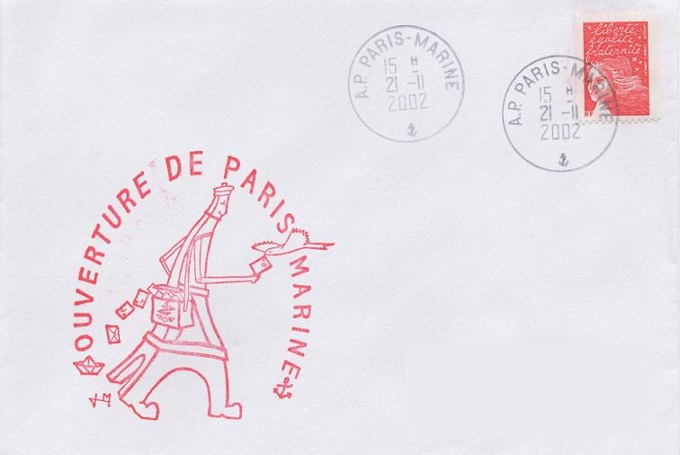 PARIS - A.P. PARIS - MARINE Img50010