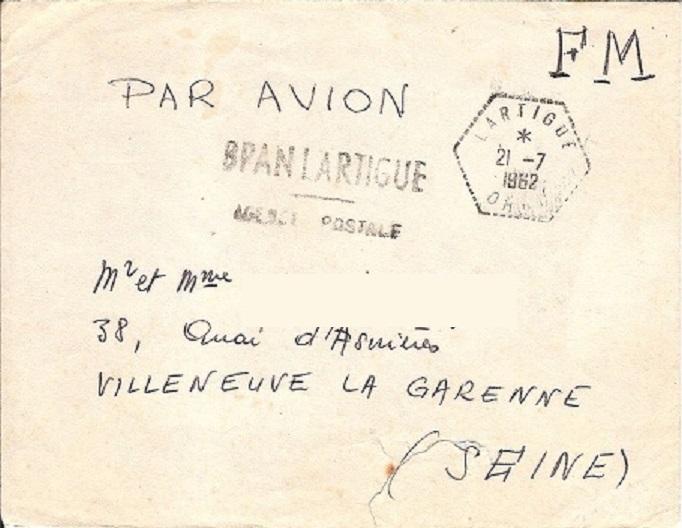ALGERIE - LARTIGUE - ORAN Lartig10
