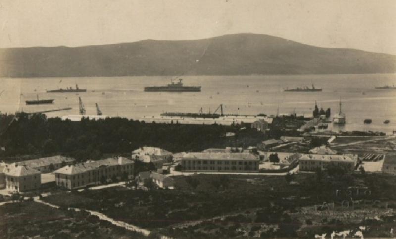Bureau Naval Secondaire H de Milo Porto-10