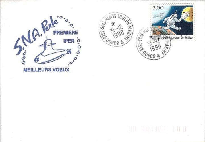 * PERLE (1993/....) * Toulon15