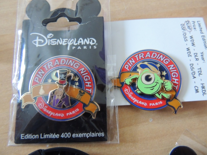 Le Pin Trading à Disneyland Paris - Page 4 Dscn8820