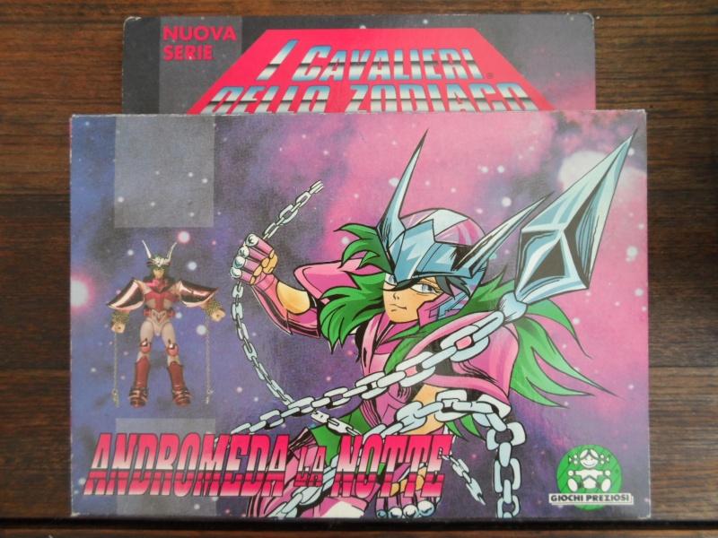Cavalieri dello Zodiaco scatola tempio 1988/89 Androm10