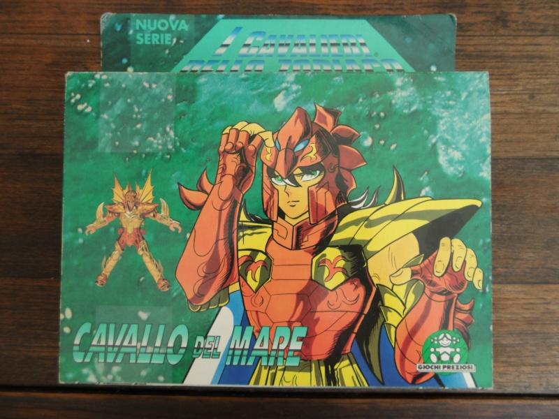 Cavalieri dello Zodiaco scatola tempio 1988/89 Cavall10