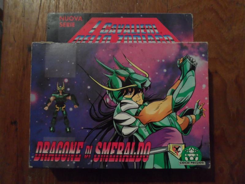 Cavalieri dello Zodiaco scatola tempio 1988/89 Dragon10