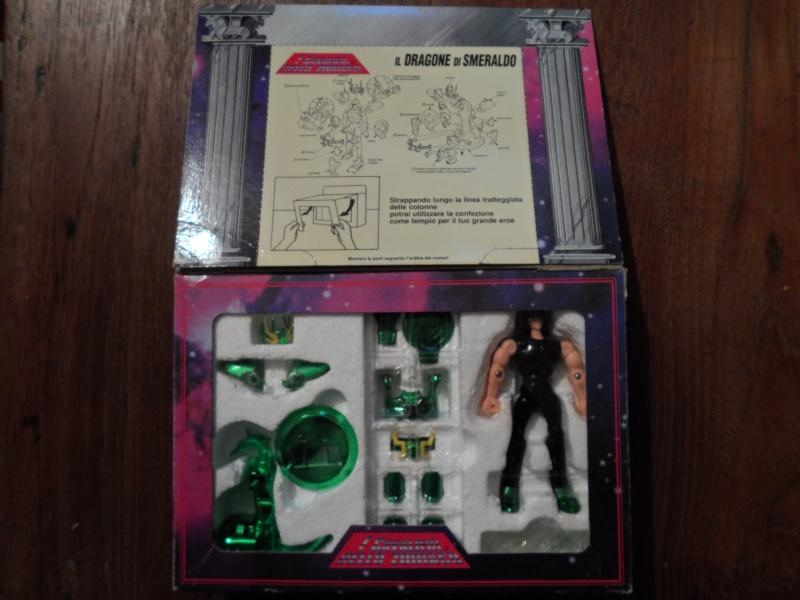 Cavalieri dello Zodiaco scatola tempio 1988/89 Dragon11