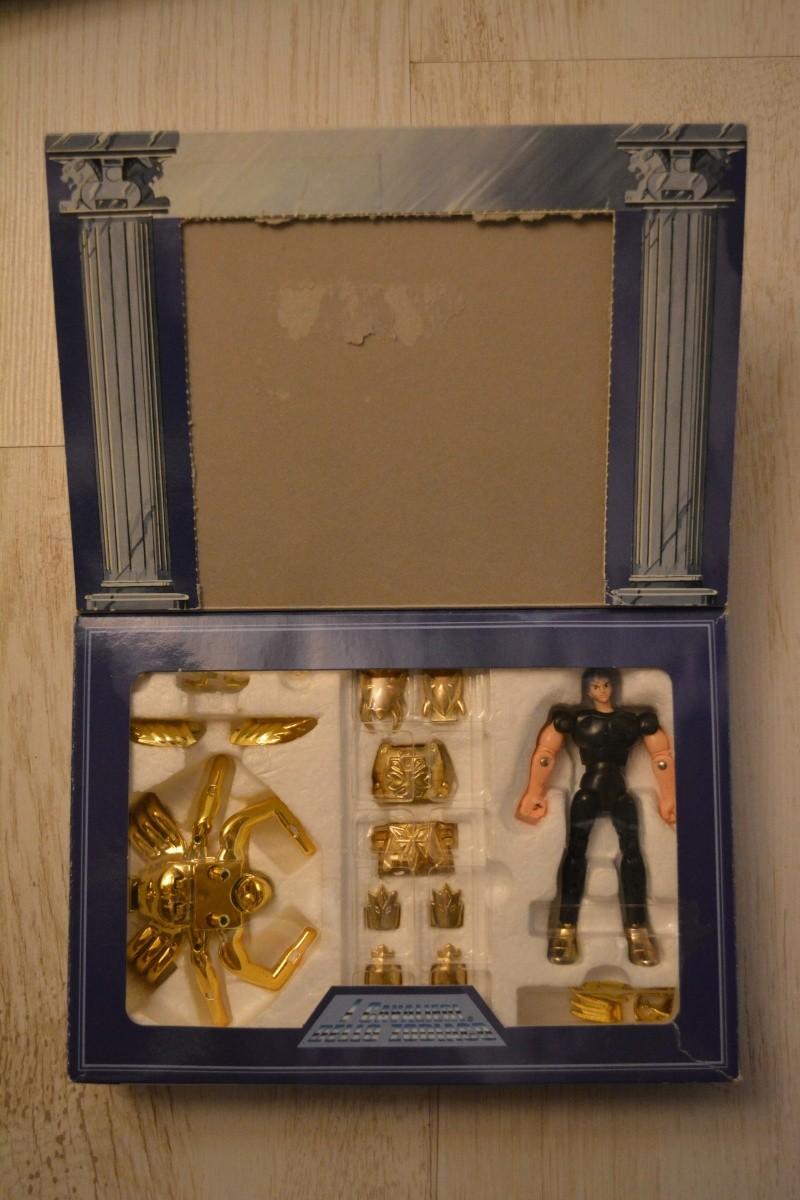 Cavalieri dello Zodiaco scatola tempio 1988/89 Dsc_0016