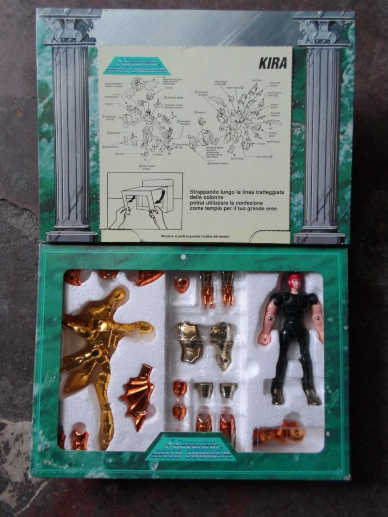 Cavalieri dello Zodiaco scatola tempio 1988/89 Kira_i10
