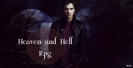 Heaven and Hell TVD-Twilight (Afiliacion Normal) 45010