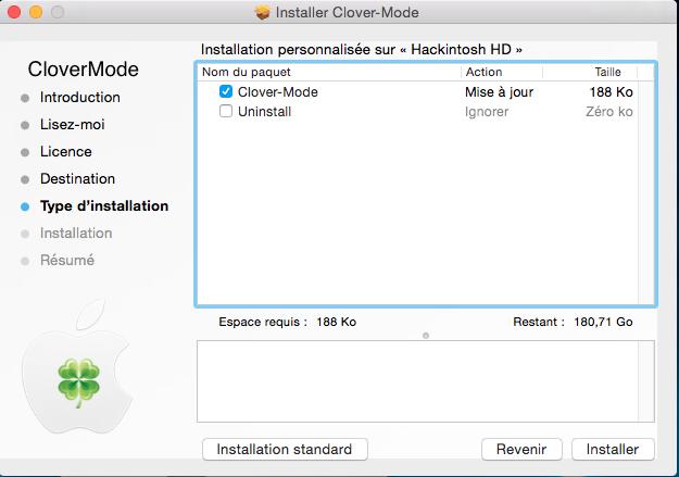 CloverMode 210