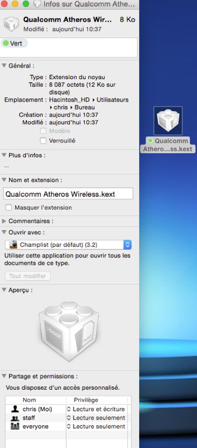 Qualcomm Atheros Wireless.kext 2214