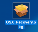 OS X Yosemite Recovery Partition Yy10