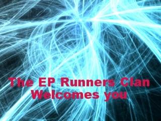 The EPAth Runner Group