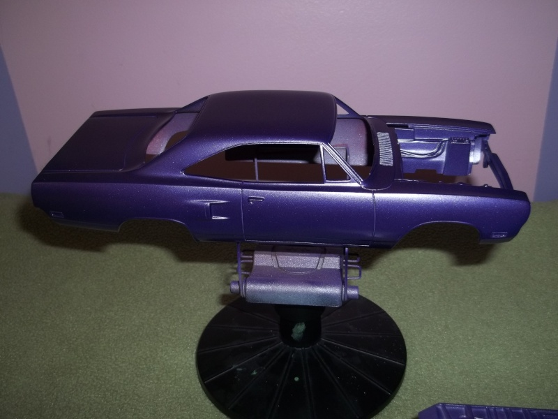 1970 Road Runner 1/24 de Monogram 00310