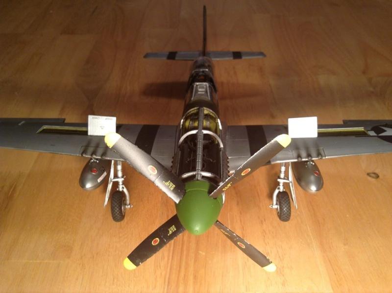 MUSTANG P-51 D/K ZOUKEI-MURA 1/32 10423710