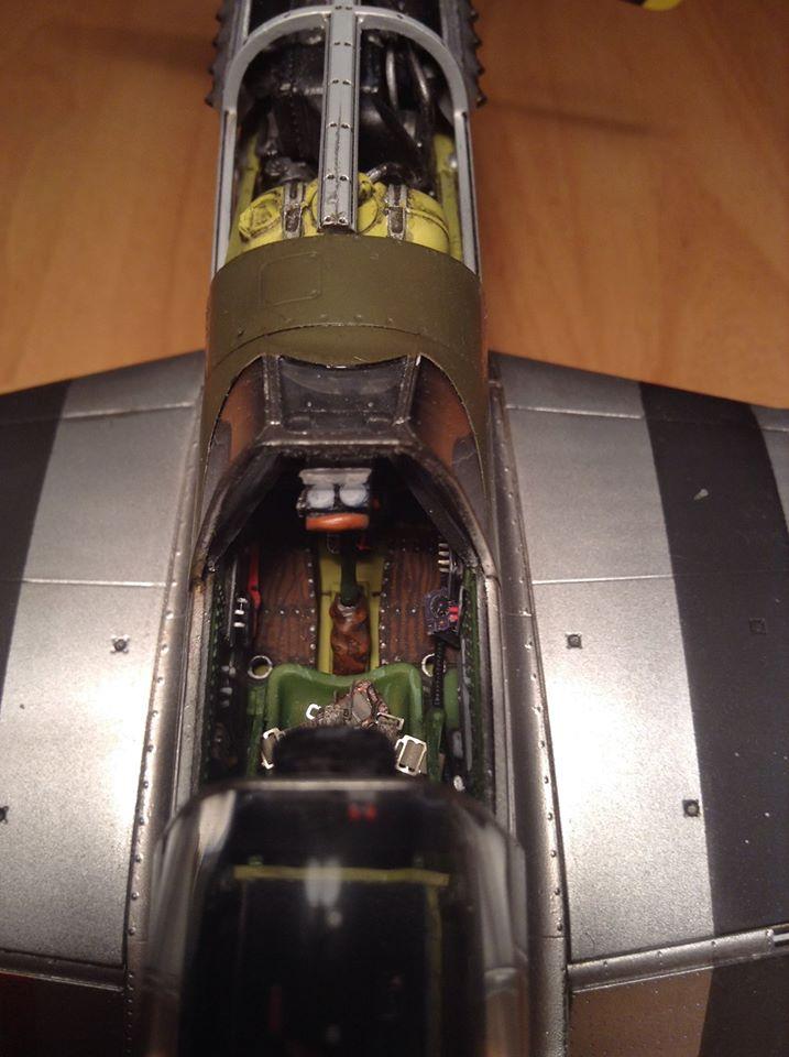 MUSTANG P-51 D/K ZOUKEI-MURA 1/32 11037910