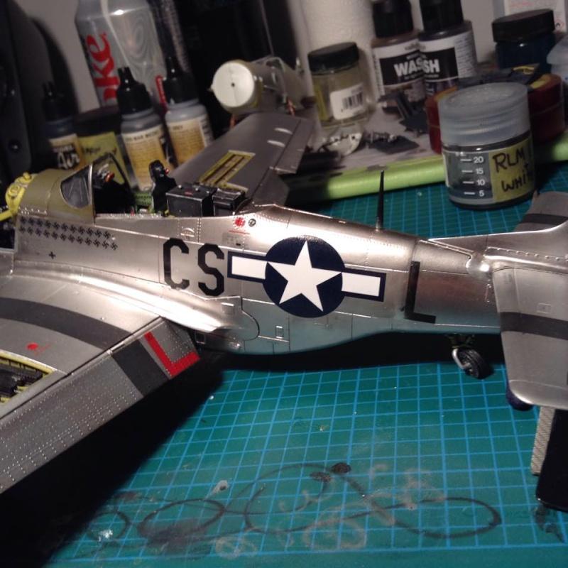 MUSTANG P-51 D/K ZOUKEI-MURA 1/32 - Page 7 11165810