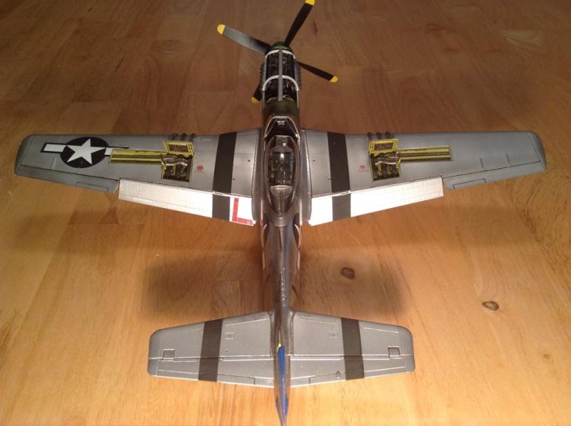 MUSTANG P-51 D/K ZOUKEI-MURA 1/32 11173310