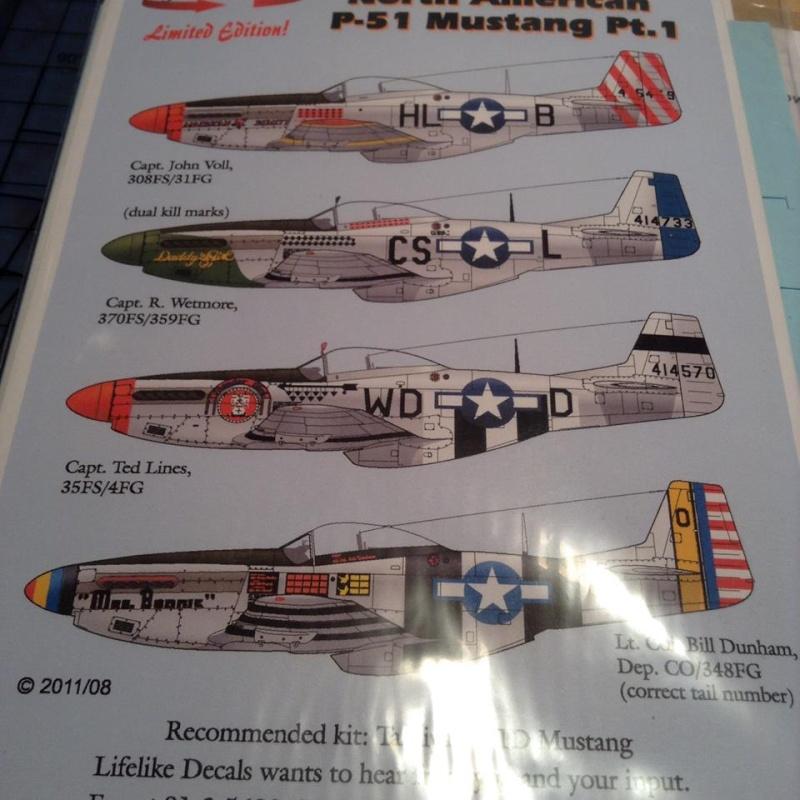 MUSTANG P-51 D/K ZOUKEI-MURA 1/32 - Page 7 11173510