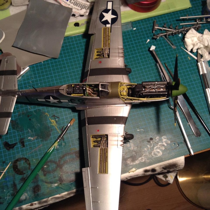 MUSTANG P-51 D/K ZOUKEI-MURA 1/32 - Page 7 11173610